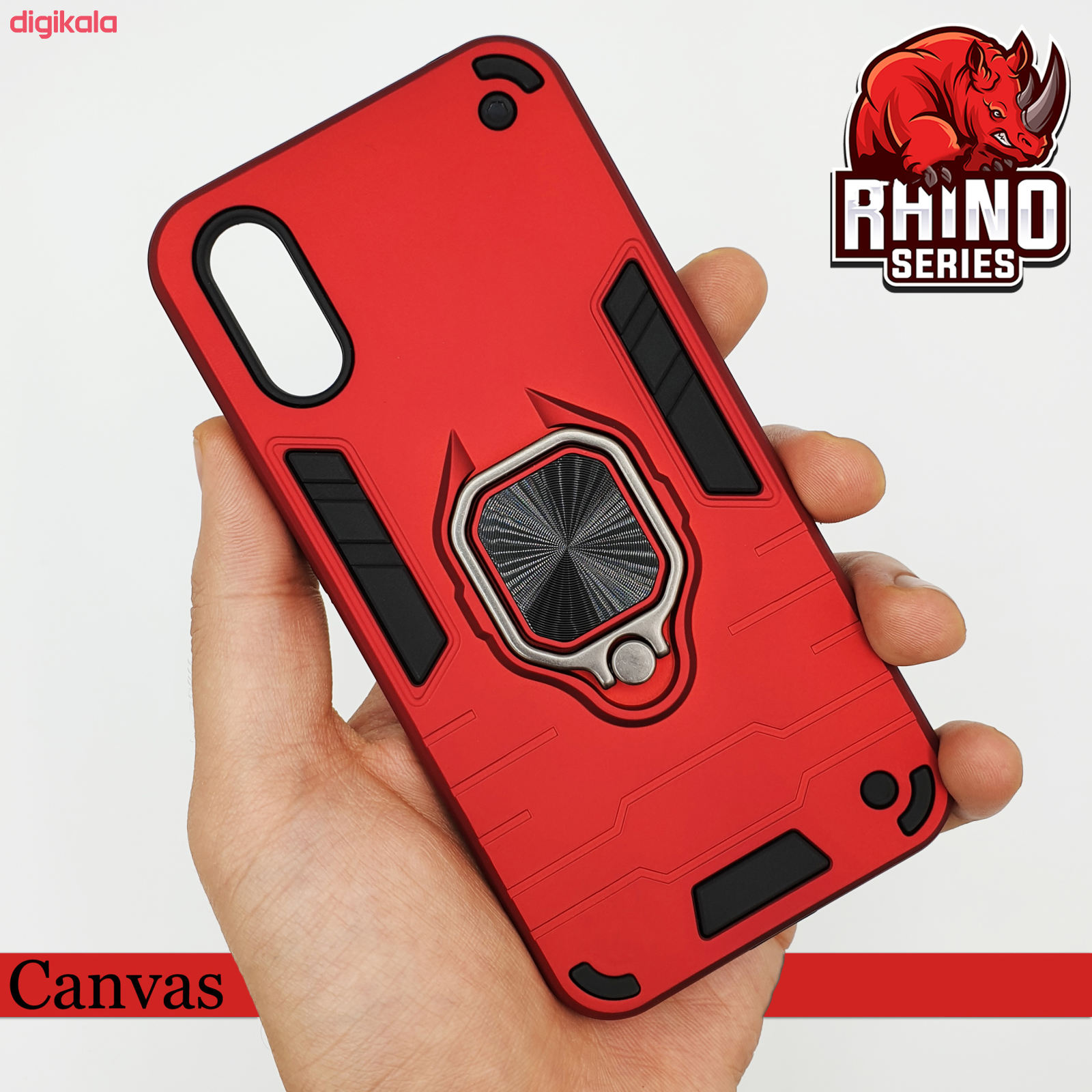 کاور کانواس مدل RHINO SERIES مناسب برای گوشی موبایل سامسونگ Galaxy A50s/A30s/A50 main 1 4