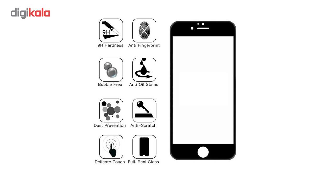 محافظ صفحه نمایش شیشه ای مات بوریس مدل MATTE  مناسب برای گوشی موبایل آیفون 7 و 8 main 1 3