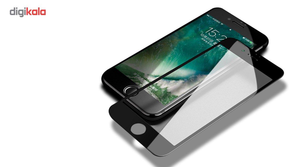 محافظ صفحه نمایش شیشه ای مات بوریس مدل MATTE  مناسب برای گوشی موبایل آیفون 7 و 8 main 1 5
