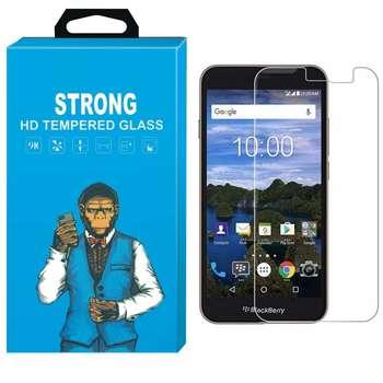 محافظ صفحه نمایش شیشه ای تمپرد مدل Strong مناسب برای گوشی بلک بری AURORA