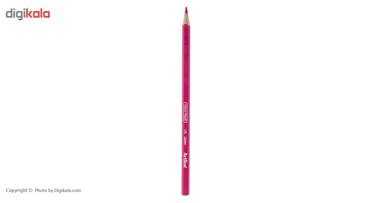 مداد رنگی 24 رنگ آرت لاین مدل ECP24PIL main 1 4