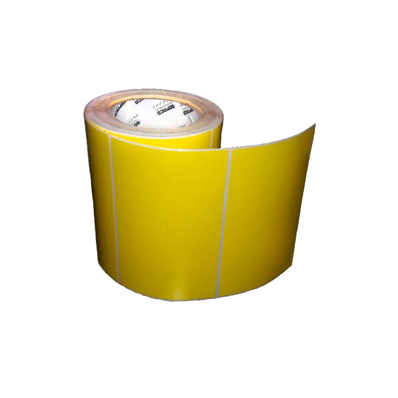 قیمت                      برچسب پرینتر لیبل زن مدل ST95150 رول 500 عددی