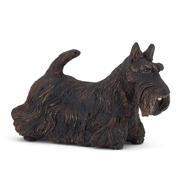 فیگور پاپو مدل سگ شکاری اسکاتلندی