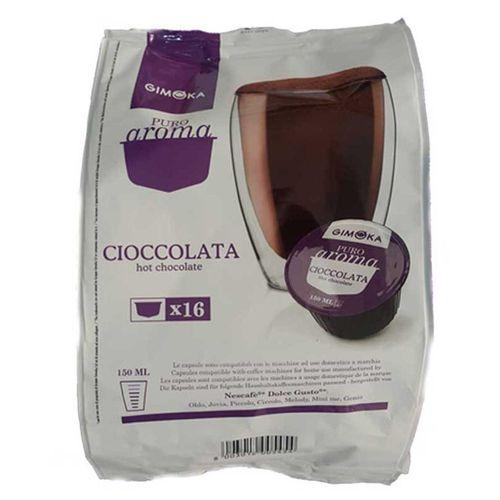 کپسول قهوه جیموکا مدل Ciccolata