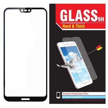 محافظ صفحه نمایش شیشه ای Hard and thick مدل full cover مناسب برای گوشی موبایل هوآوی Nova3e