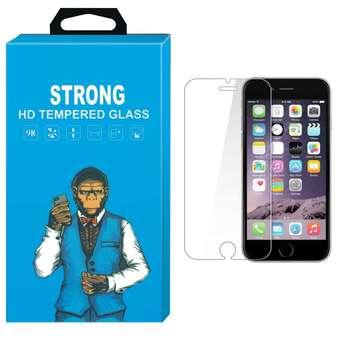 محافظ صفحه نمایش شیشه ای تمپرد مدل Strong مناسب برای گوشی اپل آیفون 6Plus/6S Plus