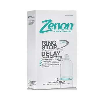 کاندوم زنون مدل RING STOP بسته 12 عددی