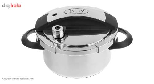 زودپز پارس استیل مدل Chef گنجایش 4 لیتر