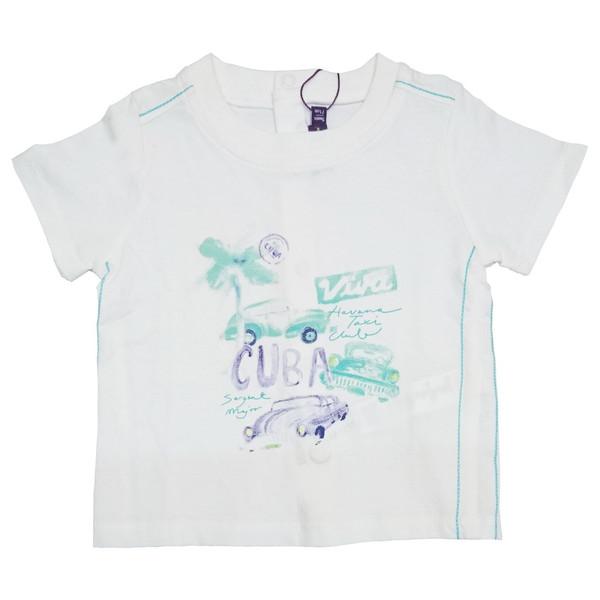 تی شرت آستین کوتاه کودک سرجنت میجور مدل Bidonovan