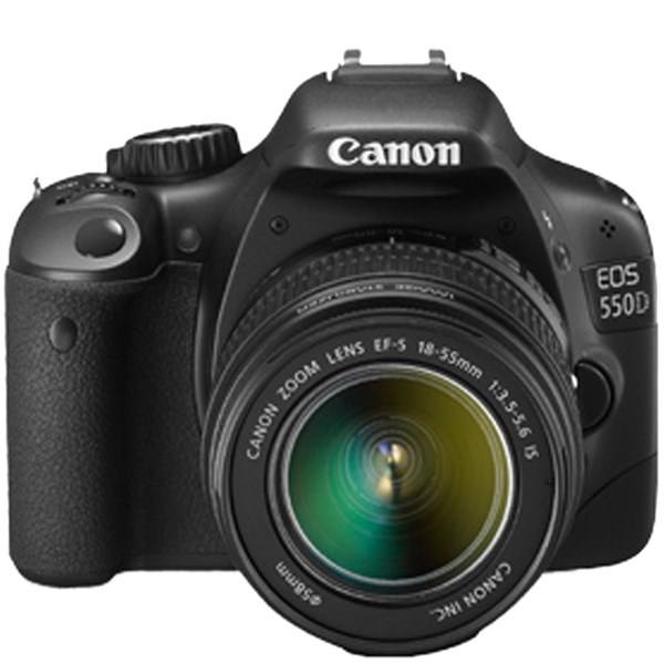 دوربین دیجیتال کانن ای او اس 550 دی (کیس ایکس 4)