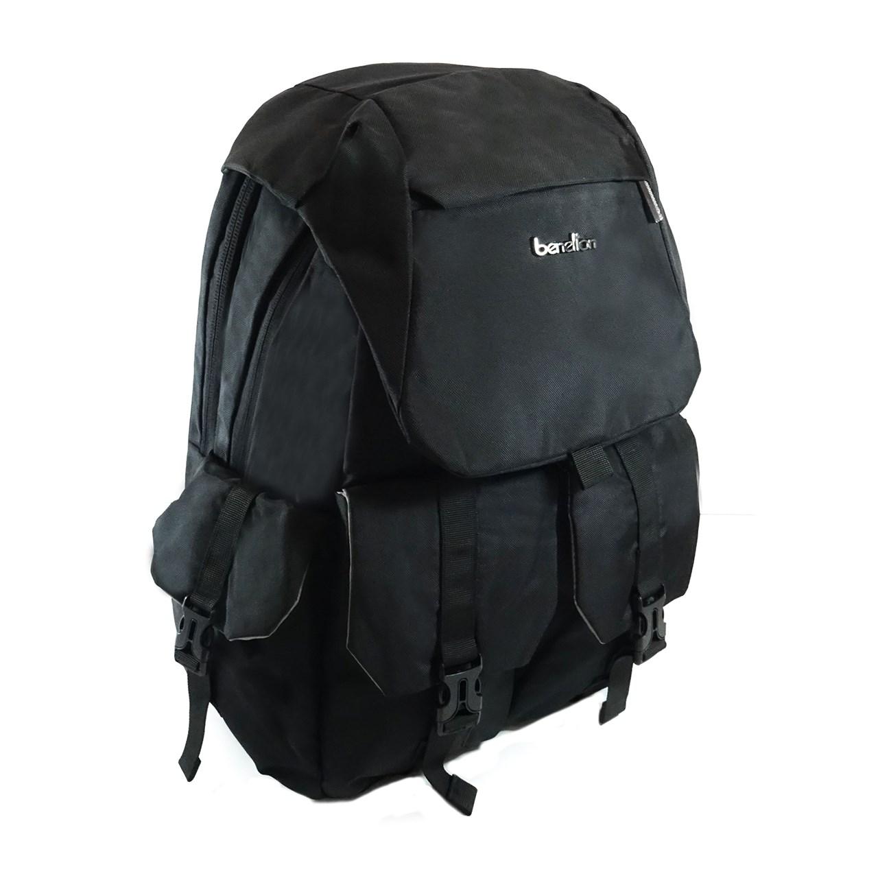 کوله پشتی لپ تاپ مدل بنتون BP6060 مناسب لپ تاپ 15.6 اینچ