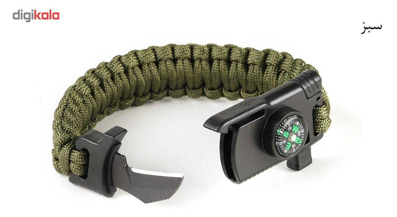 دستبند پاراکورد مدل Tactical 2