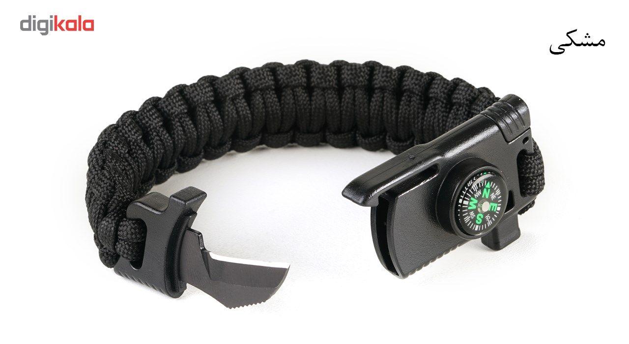 دستبند پاراکورد مدل Tactical 2 main 1 2
