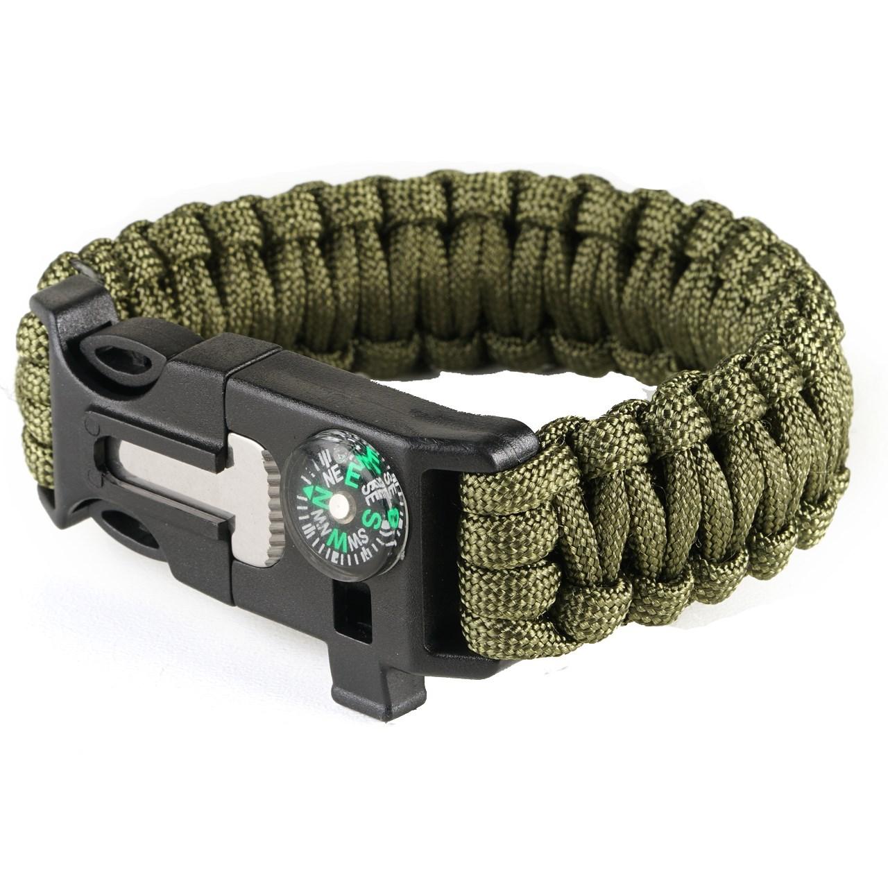 دستبند پاراکورد مدل Tactical 1