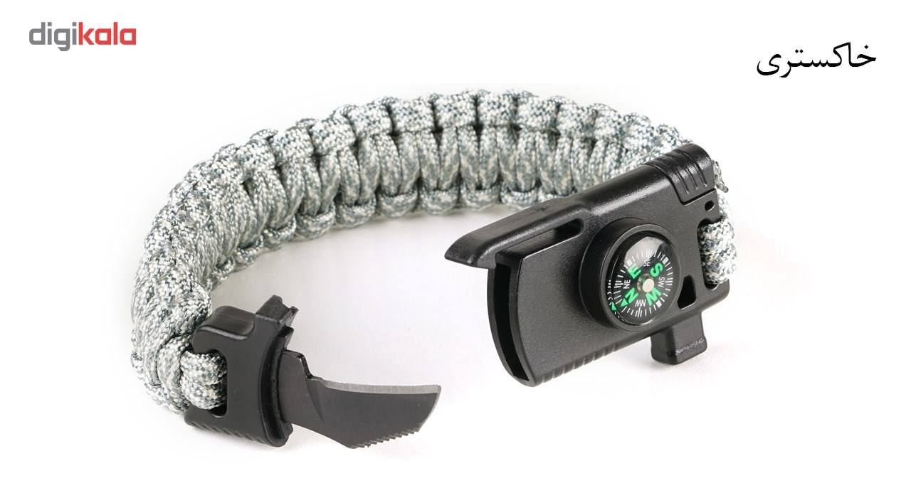 دستبند پاراکورد مدل Tactical 2 main 1 3