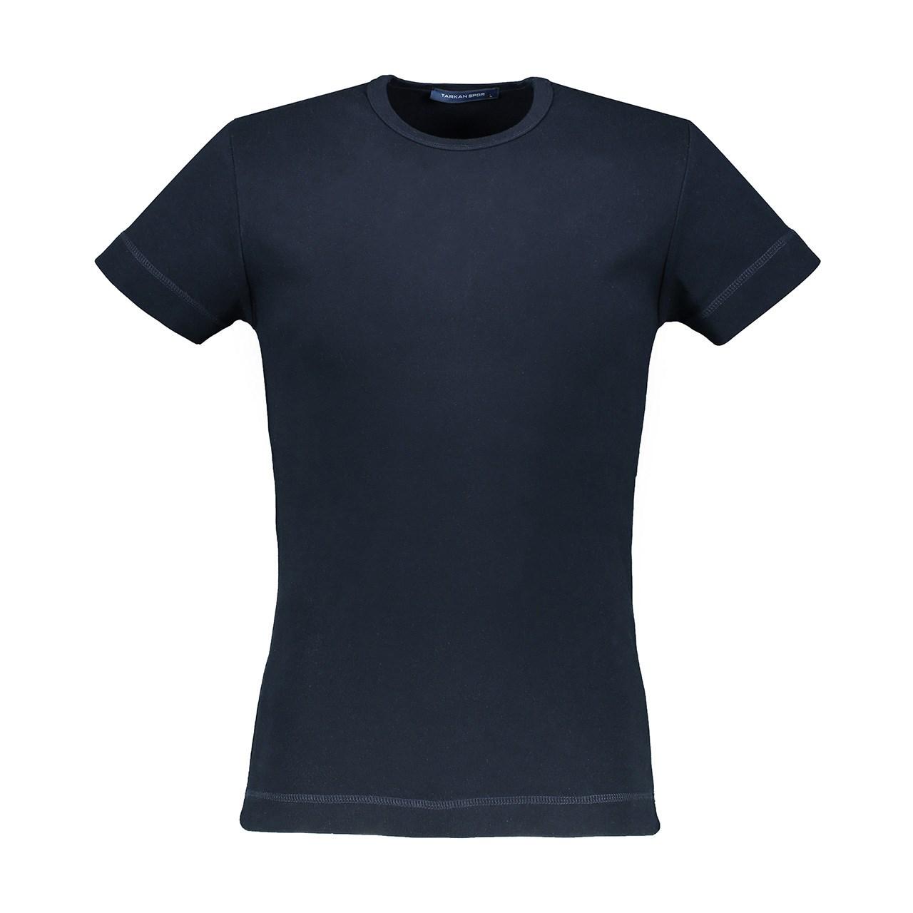 تی شرت آستین کوتاه مردانه تارکان کد 223-5