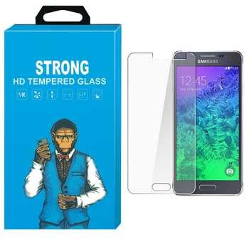 محافظ صفحه نمایش شیشه ای تمپرد مدل Strong مناسب برای گوشی  سامسونگ گلکسی Alpha/ G850