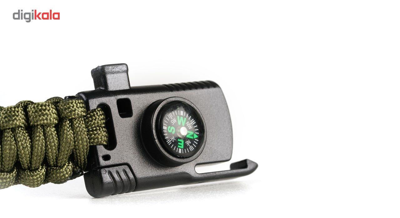 دستبند پاراکورد مدل Tactical 2 main 1 6