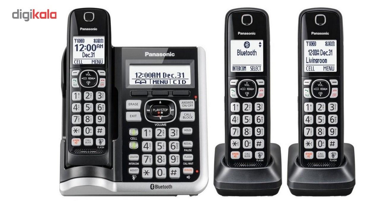 قیمت                      تلفن بی سیم پاناسونیک مدل KX-TGF573