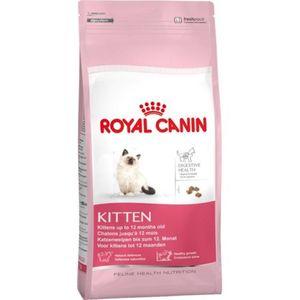 غذای خشک گربه رویال کنین مدل Kitten وزن400 گرم