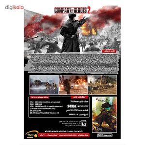 بازی کامپیوتری Company of Heroes 2  Company of Heroes 2 PC Game