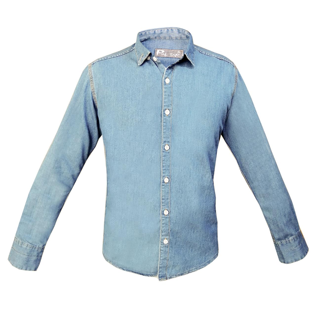 پیراهن مردانه پالتار مدل LE4