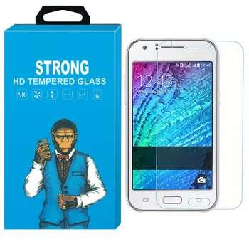 محافظ صفحه نمایش شیشه ای تمپرد مدل Strong مناسب برای گوشی  سامسونگ گلکسی J1 Ace