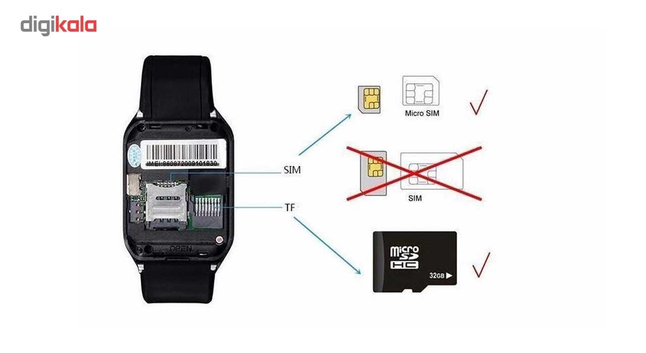 ساعت هوشمند مدل  We-Series Q18 main 1 5