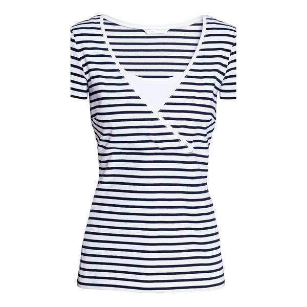 تی شرت بارداری اچ اند ام مدل 0433414