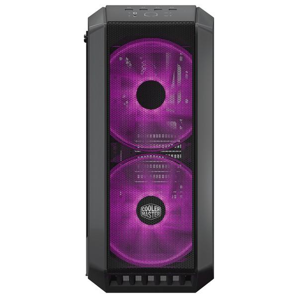 کیس کامپیوتر کولر مستر مدل MasterCase H500 Iron