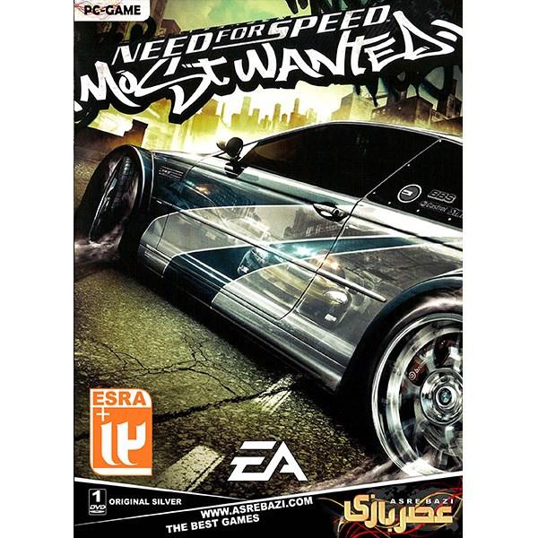 بازی کامپیوتری  Need for Speed Most Wanted 1