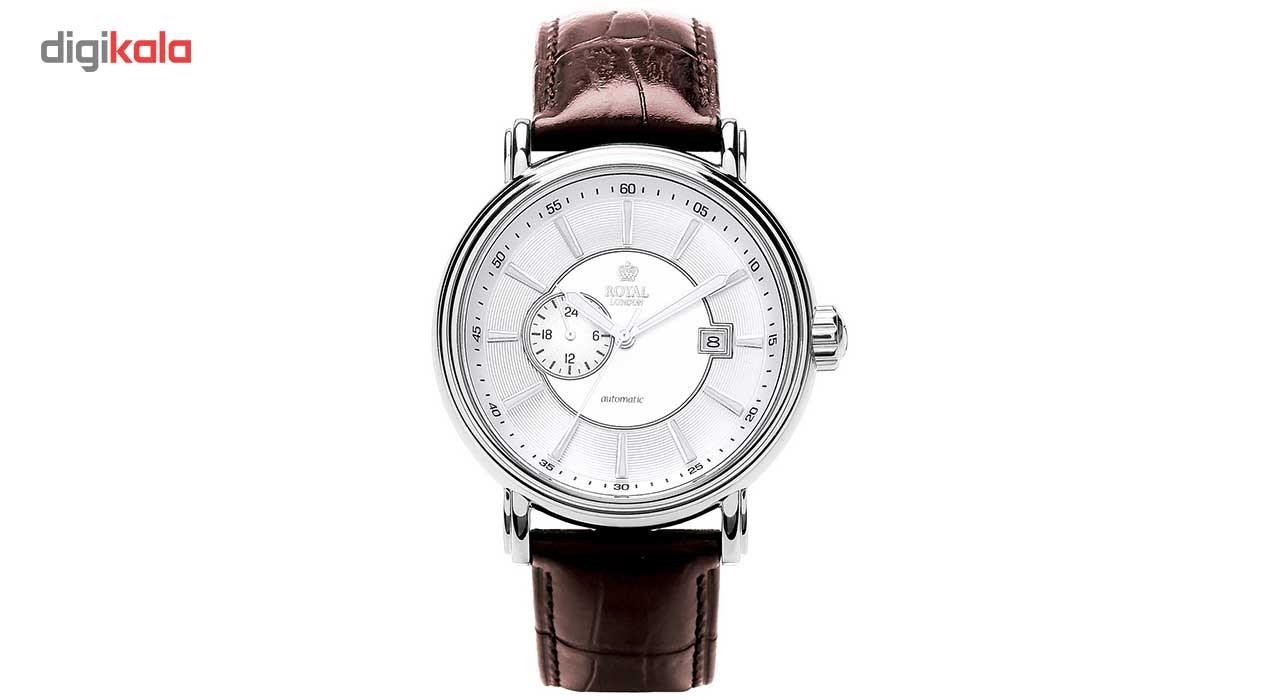 ساعت مچی عقربه ای مردانه رویال لندن مدل RL-41147-01