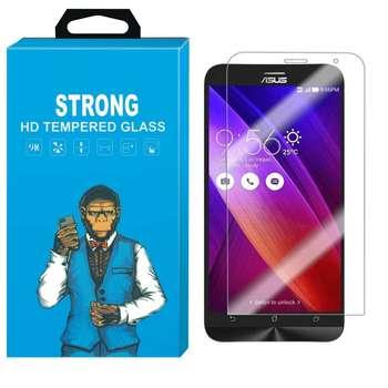 محافظ صفحه نمایش شیشه ای تمپرد مدل Strong مناسب برای گوشی Asus Zenfone 2 Laser ZE550KL