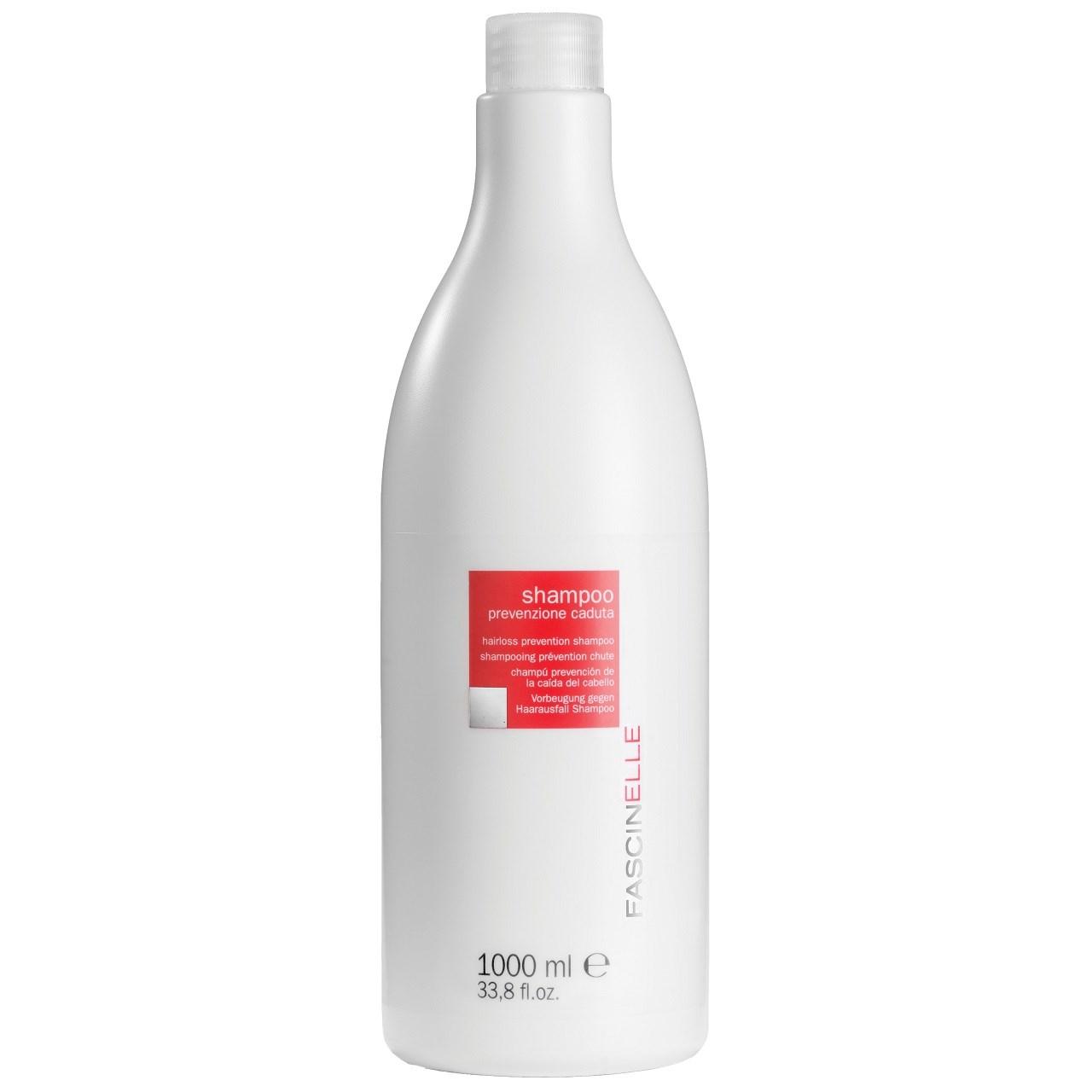 عکس شامپو ضد ریزش فشینلی مدل Hairloss Prevention حجم 1000 میلی لیتر