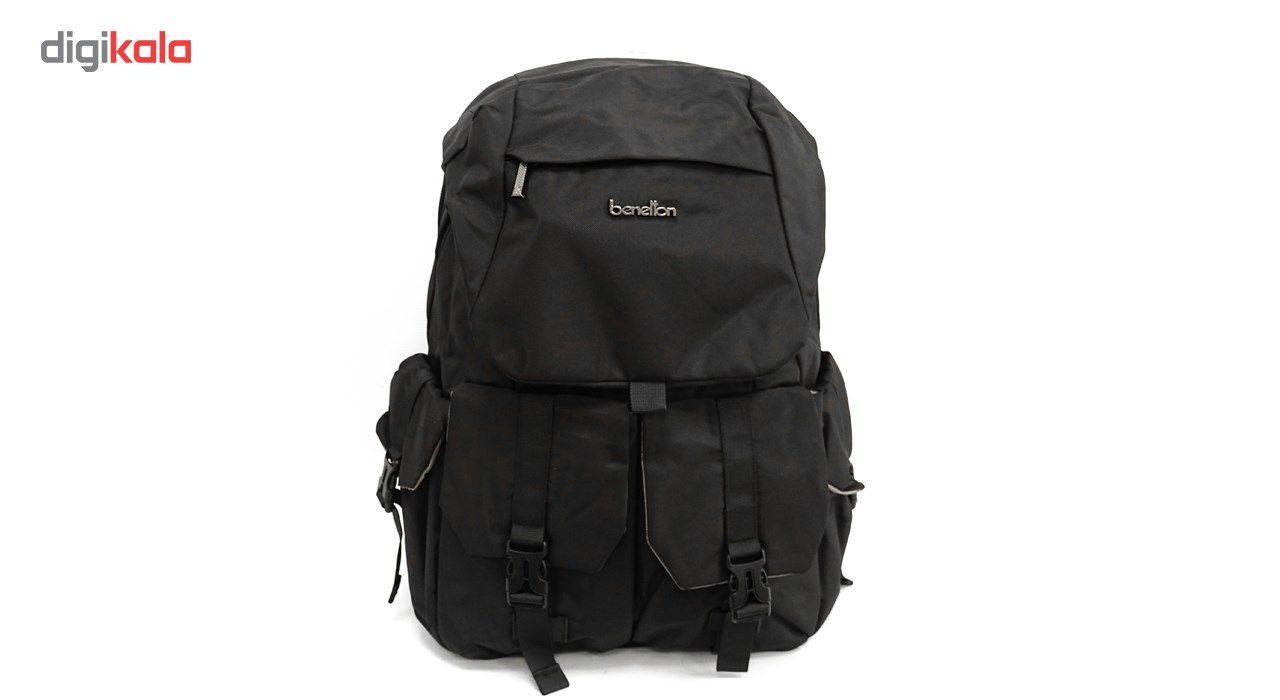 کوله پشتی لپ تاپ مدل بنتون BP6060 مناسب لپ تاپ 15.6 اینچ main 1 2