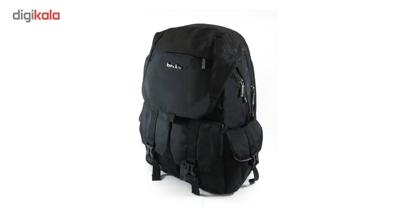 کوله پشتی لپ تاپ مدل بنتون BP6060 مناسب لپ تاپ 15.6 اینچ main 1 3
