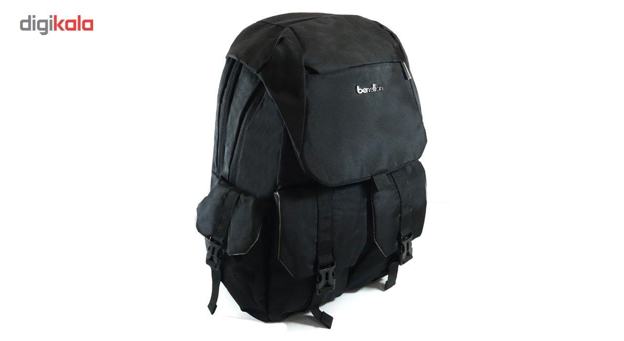کوله پشتی لپ تاپ مدل بنتون BP6060 مناسب لپ تاپ 15.6 اینچ main 1 5