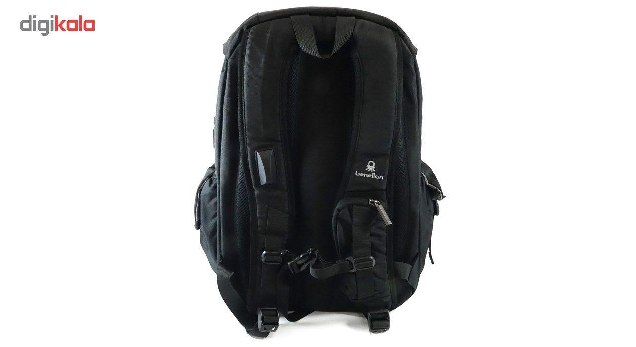 کوله پشتی لپ تاپ مدل بنتون BP6060 مناسب لپ تاپ 15.6 اینچ main 1 8