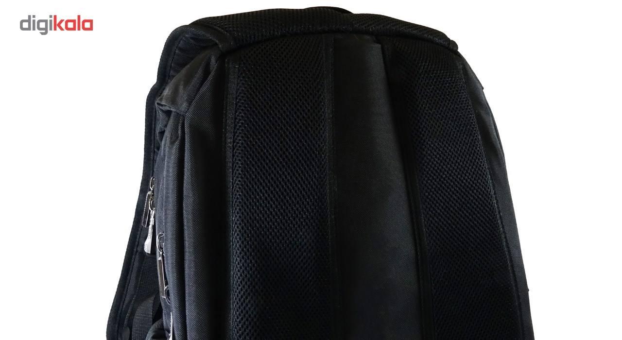 کوله پشتی لپ تاپ مدل بنتون BP6060 مناسب لپ تاپ 15.6 اینچ main 1 9