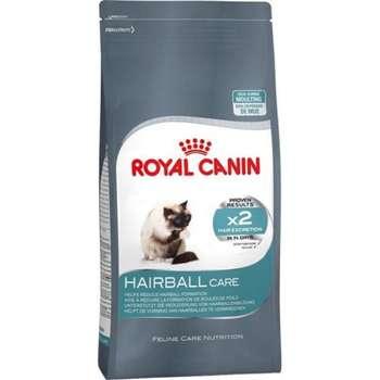 غذای خشک گربه رویال کنین مدل Hairball Care  وزن 2 کیلوگرم