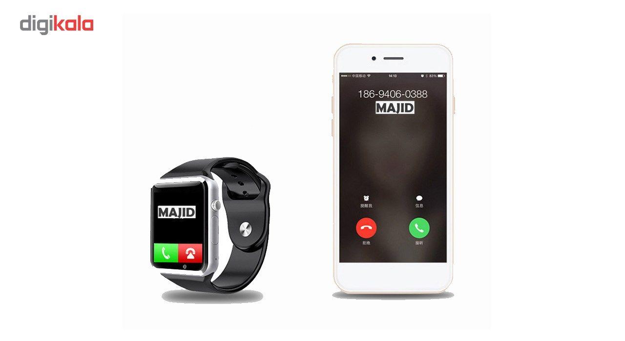 ساعت هوشمند نوا مدل A1 به همراه باتری اضافه اسمارت الکتریک main 1 4