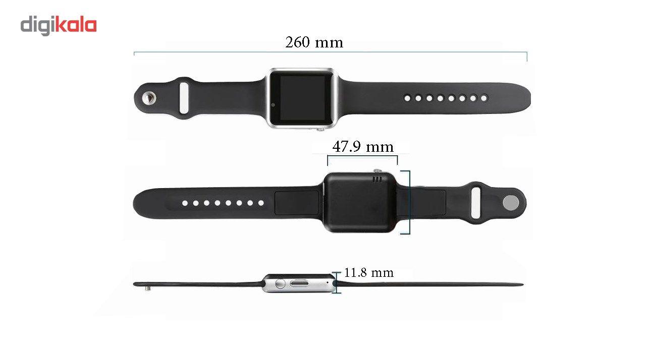 ساعت هوشمند نوا مدل A1 به همراه باتری اضافه اسمارت الکتریک main 1 5
