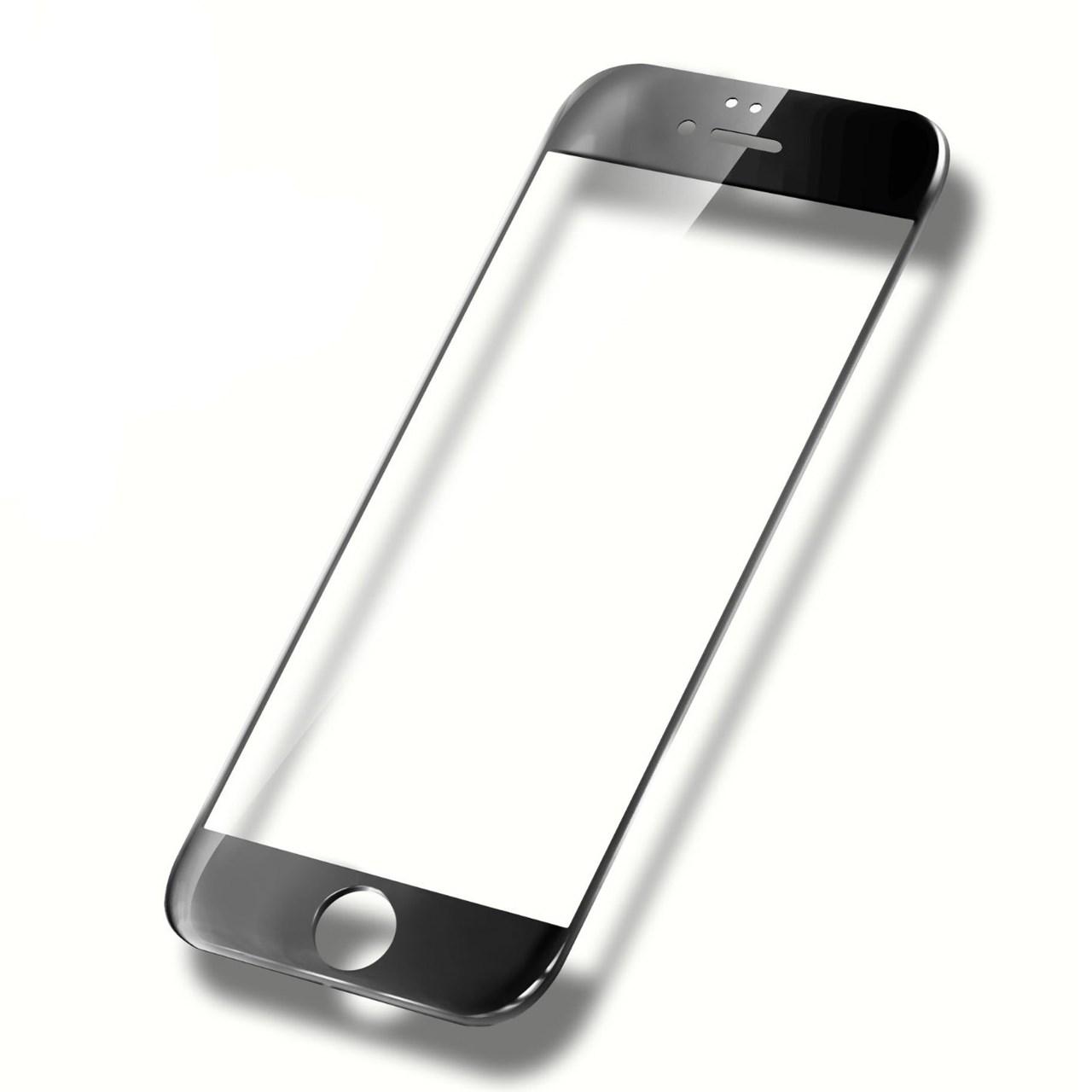 محافظ صفحه نمایش شیشه ای گرفیین مدل 3D Corning Gorilla Glass مناسب برای گوشی موبایل آیفون 6/6S پلاس