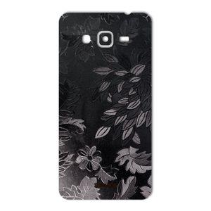 برچسب تزئینی ماهوت مدل Wild-flower Texture مناسب برای گوشی  Samsung Grand Prime
