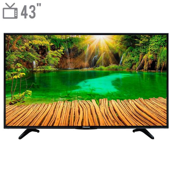 تلویزیون ال ای دی هوشمند هایسنس مدل 43N2179PW سایز 43 اینچ