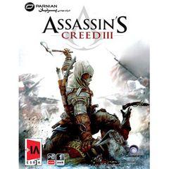 بازی کامپیوتری سقوط سامورایی ها Assassins Creed III مخصوص PC
