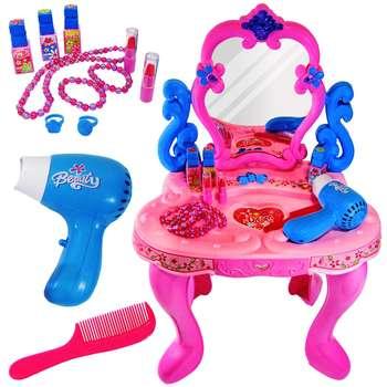 میز آرایش اسباب بازی مدل Beauty Play Set 008-86