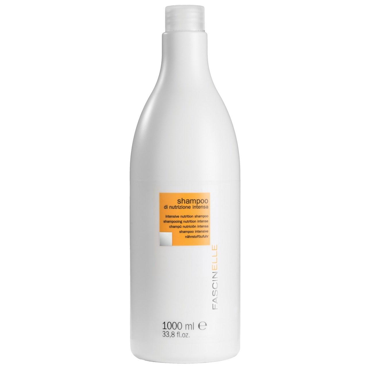 عکس شامپو تقویت کننده مو فشینلی مدل Intensive Nutrition حجم 1000 میلی لیتر