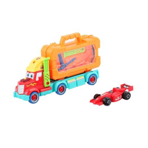 مجموعه بازی بوهی مدل Truck tool master