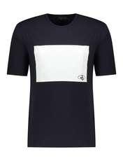 تی شرت مردانه پاتن جامه کد 99M5224 رنگ سرمه ای  -  - 1